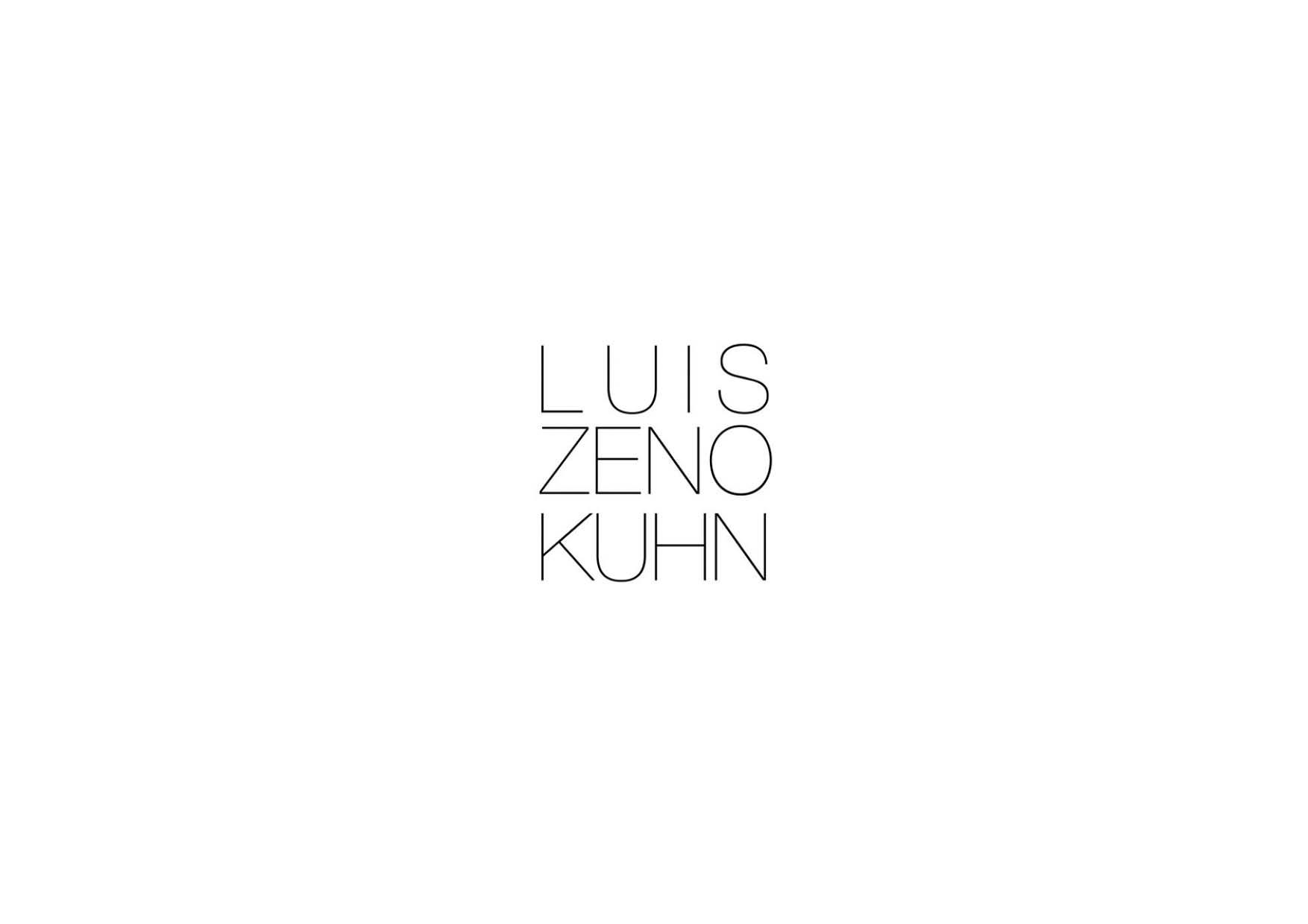 LUIS ZENO KUHN